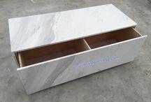 หินไวท์วีนัส งานสั่งทำประกอบหินเข้ากับกล่องลิ้นชัก ของงานช็อปเสื้อผ้า / หินไวท์วีนัส งานสั่งทำประกอบหินเข้ากับกล่องลิ้นชัก ของงานช็อปเสื้อผ้า www.thaistoneshop.com