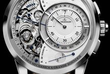 Fancy Watches / The most beautiful watches on the world collected on 1 board! Brands like Jaeger LeCoultre, Omega, Rolex, etc