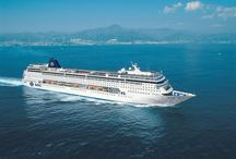 Plavba lodí MSC Armonia