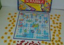 Scrabble Board Game / Games