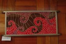 Mosaicos, Pastelones y Moldes / by Angela Maldonado Bustamante