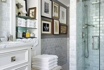 Bathroom ideas / by Meredith Sosne