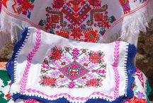 Traditional embroidery - America