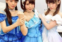 Love Live! Seiyuu / Love Live! μ's and Aqours Seiyuu
