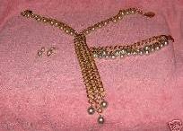 costume jewelry / by Glenna J Moore