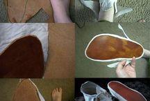 обувь реконы
