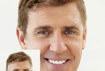 Guys and Gray Hair / What does a guy do when his gray hair starts to show?