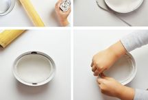 DIY dishes