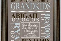 Gift Ideas - Grandparents