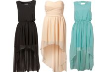 Clothes: Dresses + Skirts / by Joyce Ervin