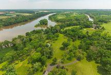 Kim Kroner Presents Luxurious Riverside Estate on Potomac River