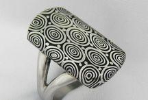 damasteel man´s rings