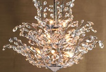 Chandeliers we love / A little collection of chandeliers that we love and find inspiring.