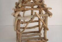κατασκευές από ξύλα θαλάσσης