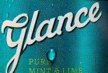 Discover the new Glance design ! / Glance is now on your favorite social media! Join us as well on Facebook, Instagram and Twitter! @Glancedrinks #Glancedrinks