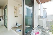好きな洗面風呂洗濯スペース