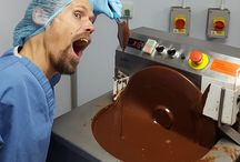 Behind the scenes at the Raw Chocolate Company