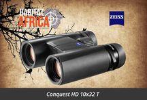 Binoculars / Habitat Africa offers a wide selection of Hunting Optics & Binoculars from top optics brands like Burris, Vortex, Zeiss, Nikon, Rudolph, Swarovski and more