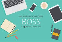 Be Your Own Boss / Earn online