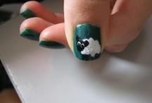 Nail art designs I tried