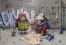 World of Urban Art : DRAN  [France]