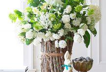 Floristika velikonoce