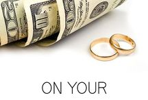 Wedding Tips & Budgets / There are some pretty simple things you can do to save money on your wedding or special event. Be sure to keep these pins in mind when you are going through the wedding planning process.