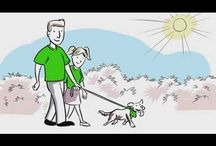 The Greenest Tee video & graphics / Watch our animation explaining why we created The Greenest Tee ... and share it with your friends!