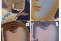 ΤΑΞΙΑΡΧΕΣ (Διαφορα) / Βυζαντινές εικόνες & Αγιογραφίες
