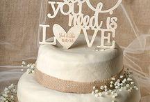 Wedding Cake Simple