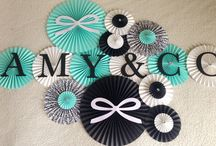 tiffany inspired party / Party