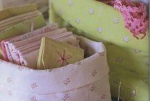 ✄ SEWING ✄ / portfolios; bags