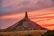 Chimney Rock & Nebraska