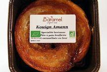 pour les gourmets / Kouign amann biologique en portion individuel www.lekiosquebreton.fr