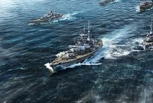 Navy Field 2 / Get into the historical naval battles of the World War  I & II