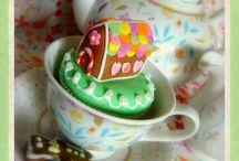 Gingerbread House Mini House Inspiration
