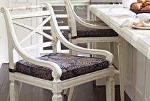 white chair for tapas