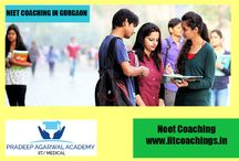 NEET COACHING IN GURGAON / Pradeep Agarwal Academy is the leading neet coaching center in gurgaon. Our academy is full of highly qualified Teachers and Best factuality. Visit to more- www.iitcoachings.in