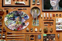 Art Supplies Heaven