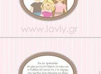 Προσκλητήρια Γάμου / Μοναδικά και πρωτότυπα προσκλητήρια για να εντυπωσιάσετε όλους τους καλεσμένους σας.