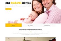 Insurance Themes / we have Insurance Themes, for Insurance Agents, Agencies and similar.Clean and responsive WordPress theme, templates for insurance business, insurance agent or similar website.
