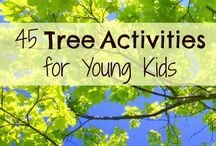 Kids outdoors / by Nebraska Statewide Arboretum