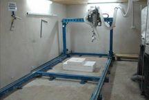 CNC router 3D printer