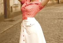 Pin up style outfits