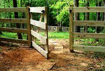 Cheltemham front fence