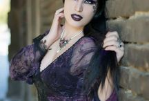 Amazing goth