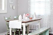 Decoración / Inspiración en decoración de interiores y creación de ambientes.