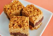 How sweet it is! (desserts & treats) / by Elissa Cohen