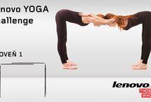 Lenovo yoga challenge