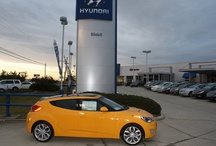 SOLD!! 2013 Hyundai Veloster $ 20,943 #5253 / **Rebates applied: $500 military rebate First time buyer and college grads welcomed  Rebates have been applied. Please call our Internet Sales Team at 985-641-0671 for details!